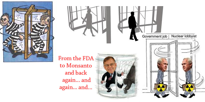 The Revolving Door Between the Pharmaceutical Industry and Government